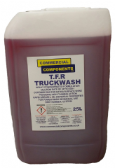 T.F.R Truck wash/ Traffic Film Remover 25L
